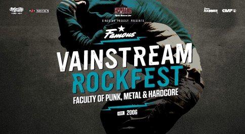 VAINSTREAM Rockfest 2014