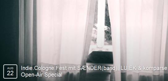 Tipp - INDIE.COLOGNE.FEST - c/o POP Odonien-Open-Air Special - SMASH-MAG.com 2014