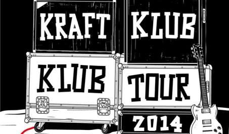 Kraftklub Tour