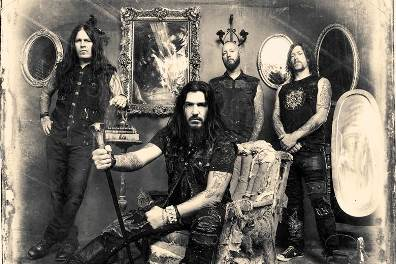 MACHINE HEAD - BLOODSTONE & DIAMONDS Tour 2014