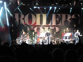 BROILERS live in Rostock
