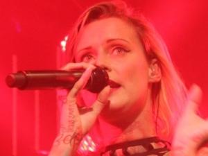 Jennifer Rostock live in Kiel (27.11.2014, Kiel, Max)