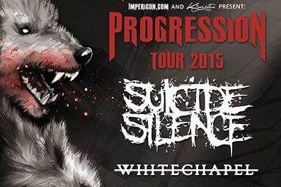 Progression Tour 2015