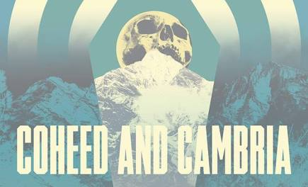 COHEED & CAMBRIA - Drei Shows in Deutschland!