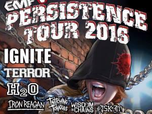 Persistence tour 2016 - Oberhausen