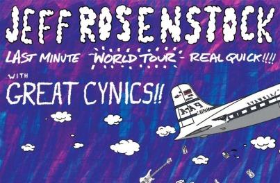 JEFF ROSENSTOCK – Tourdaten