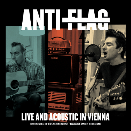 Anti-Flag live in Vienna