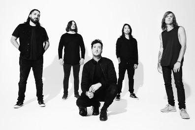 OF MICE & MEN – Band 2016