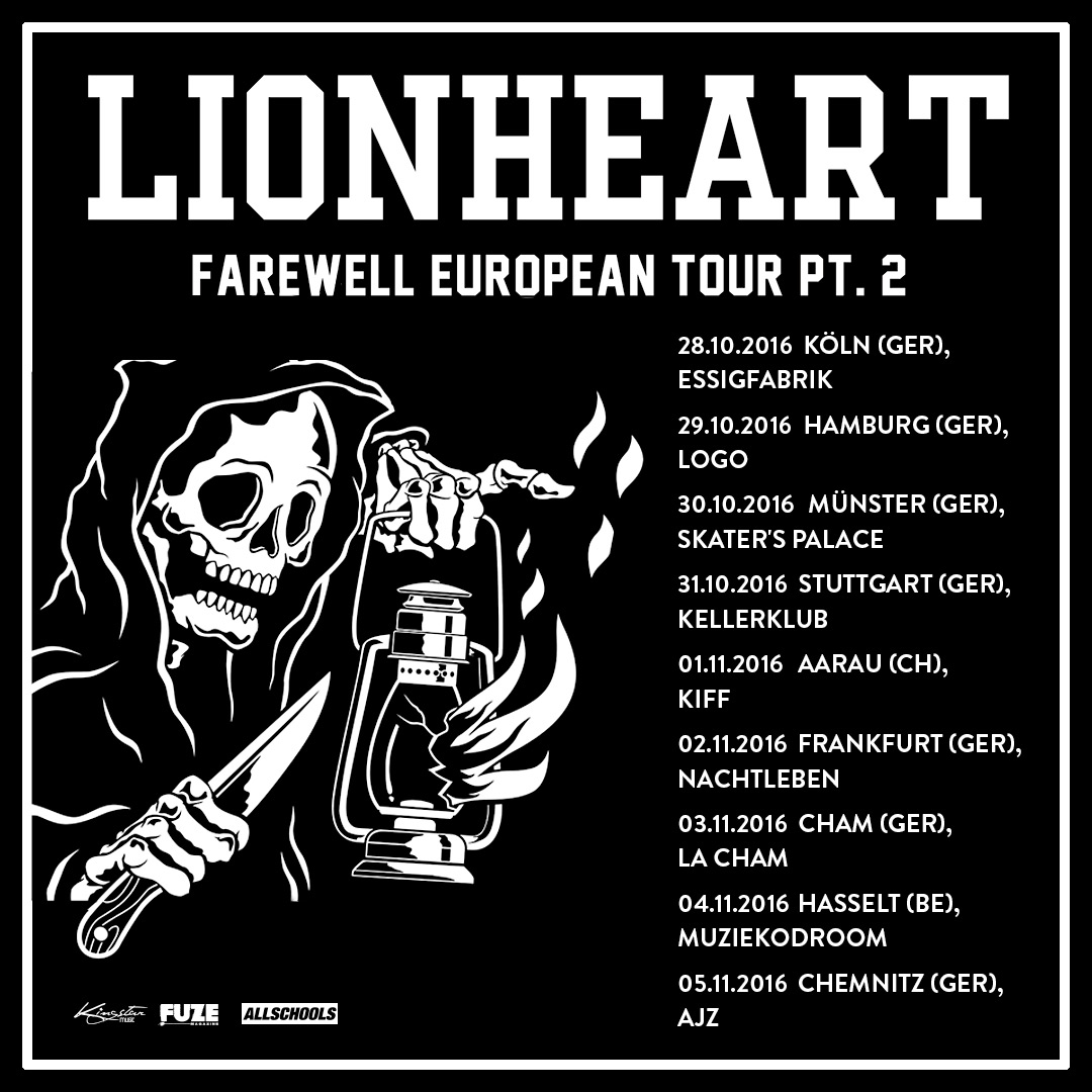LIONHEART: Farewell Tour - Part II