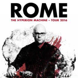 ROME: Folk Noir-Sänger Jérôme Reuter