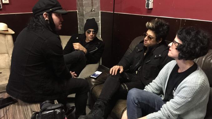 Escape The Fate Interview