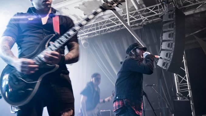 Escape The Fate - live in Köln / Essigfabrik - 25.01.2018