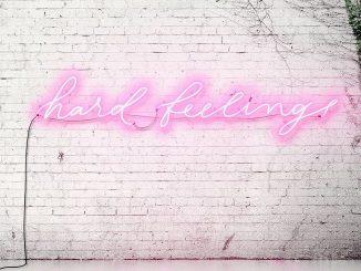 Blessthefall - Hard Feelings Albumcover