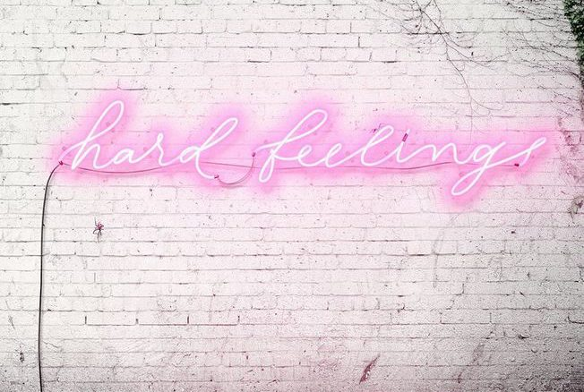 Blessthefall - Hard Feelings Albumcover