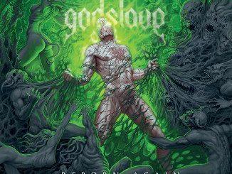 GODSLAVE - Reborn Again