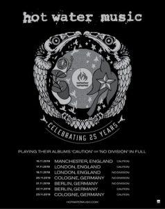 HWM Tourdaten