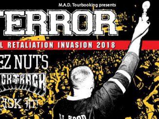 Total Retaliation Invasion 2018